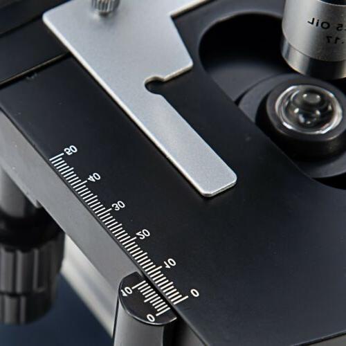 SWIFT Pro Binocular Microscope Researcher Lab Science Student