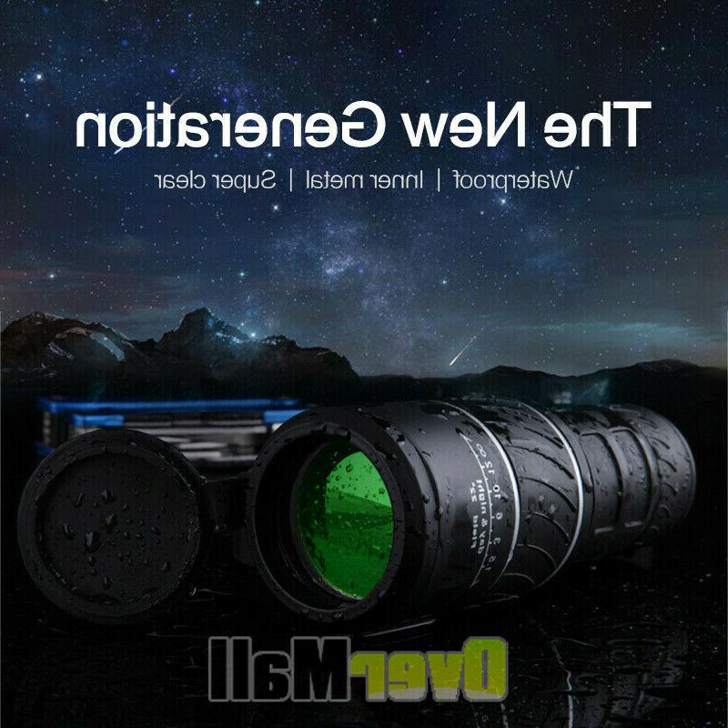 HD Monocular night vision
