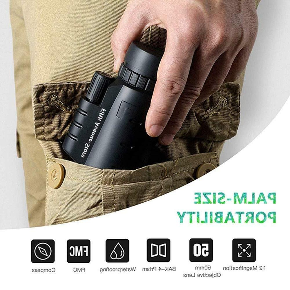 40x60 Binocular Telescope Scope Night Vision