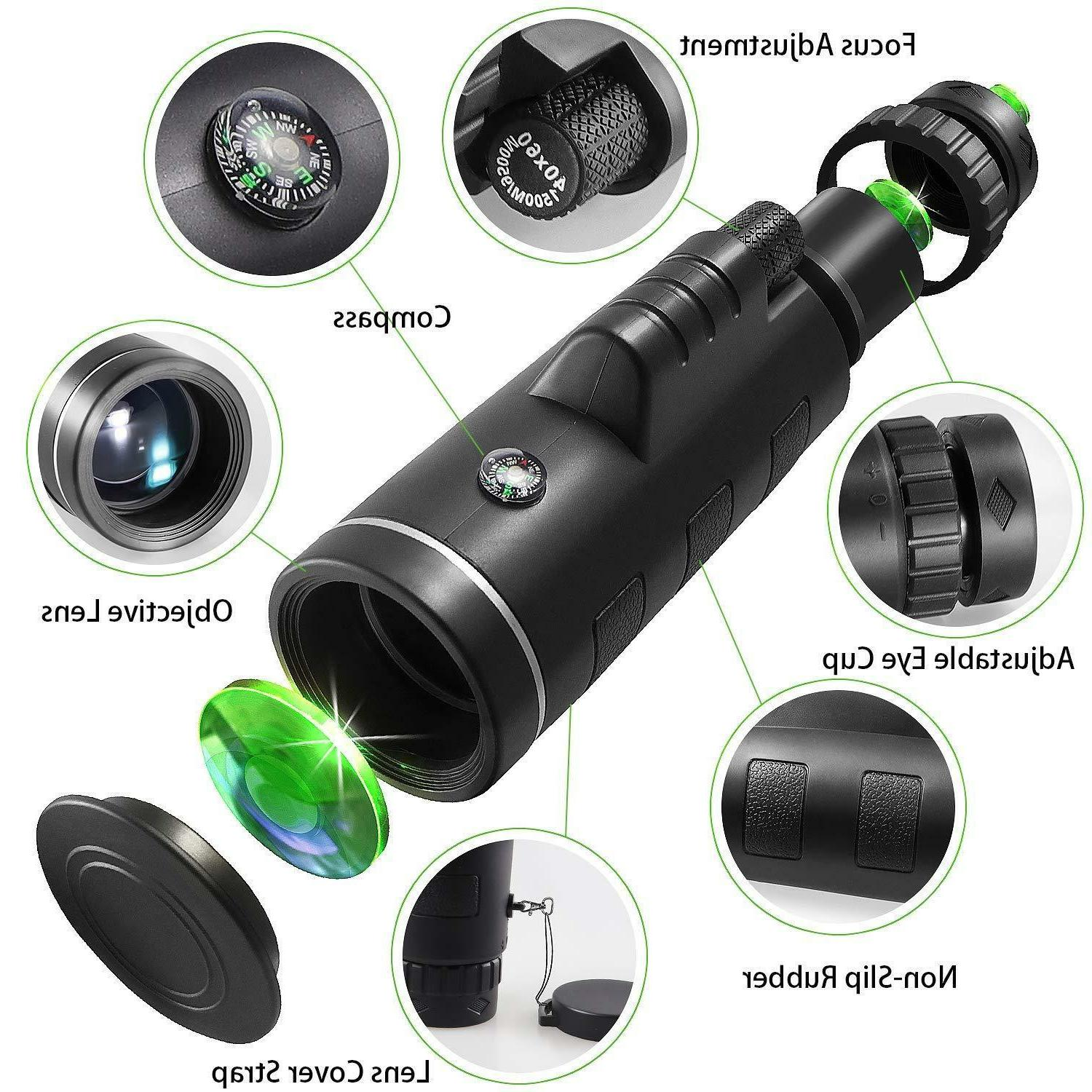 40x60 Binocular Night Vision