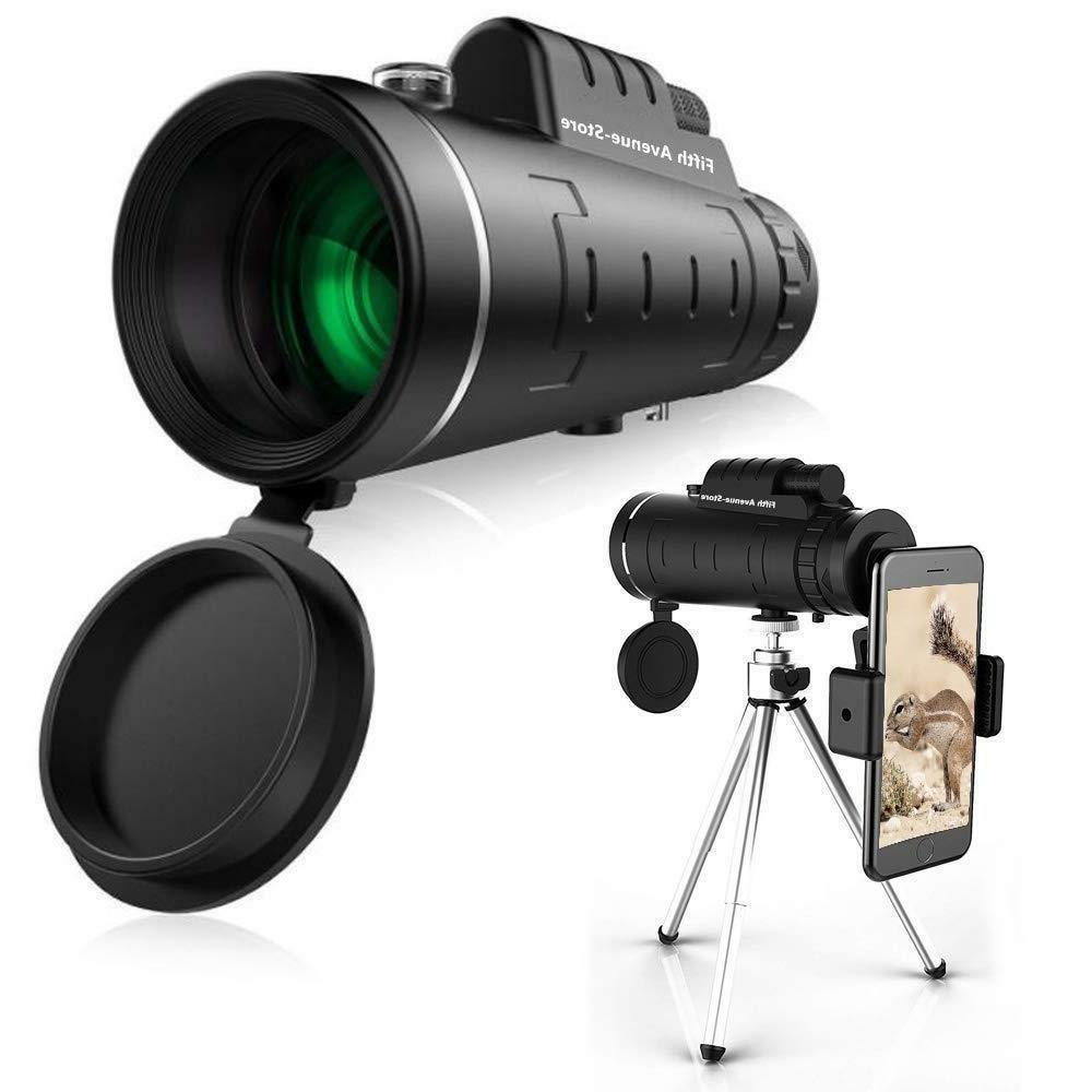 40x60 high power monocular binocular telescope spotting
