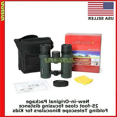 4118 binoculars folding telescope travel sightseeing
