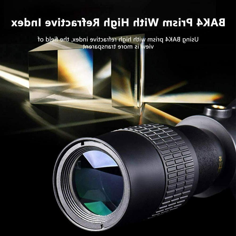 4K Telephoto Zoom Binocular Night Vision