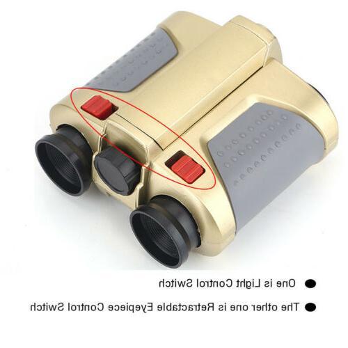 4x 30mm Surveillance W/ Pop-up