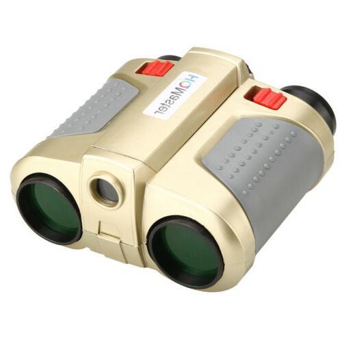 4x 30mm Surveillance Binoculars Telescopes W/ Light