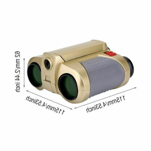 2pcs Scope Binoculars Telescope Pop-Up Light 4 MM