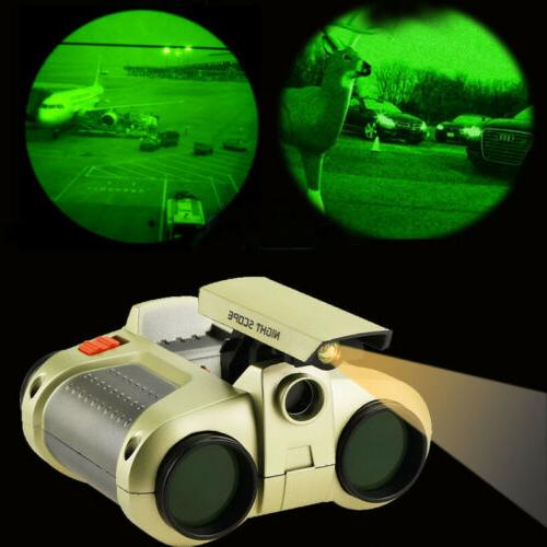 4x 30mm night vision surveillance scope binoculars