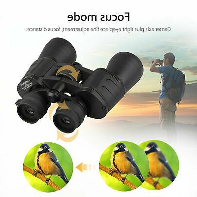 180x100 Zoom Day Vision Outdoor Travel Hunting Telescope+Case