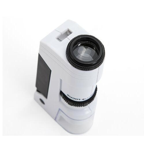 Pocket Mini Microscope Loupe