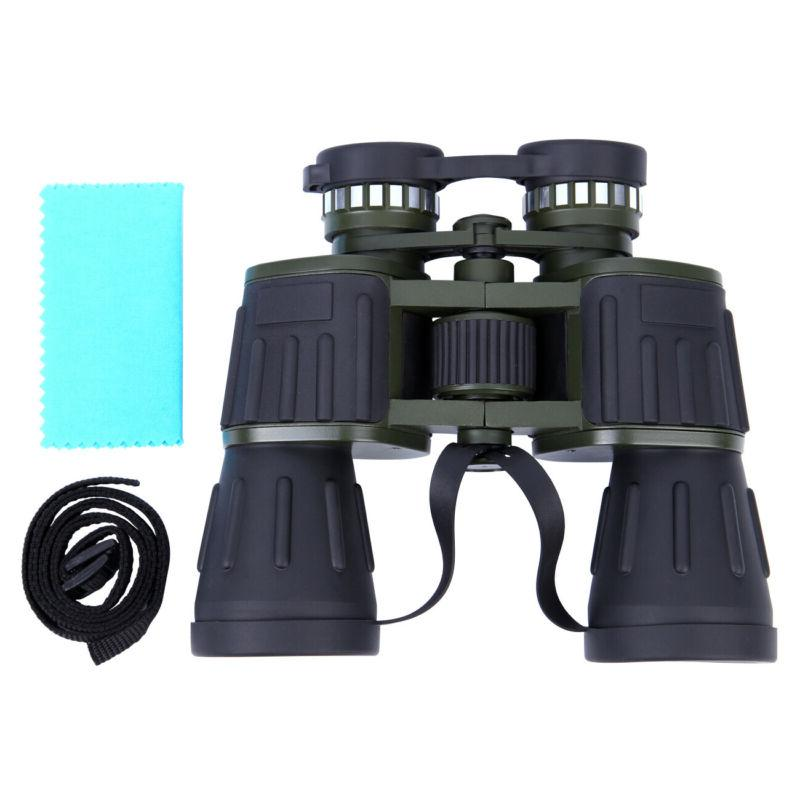 60x50 Day/Night Binoculars Optics Camping