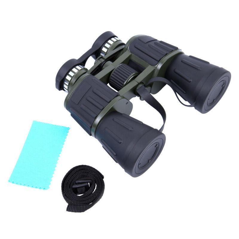 60x50 Day/Night Binoculars Telescopes Optics Hunting Camping BAK4