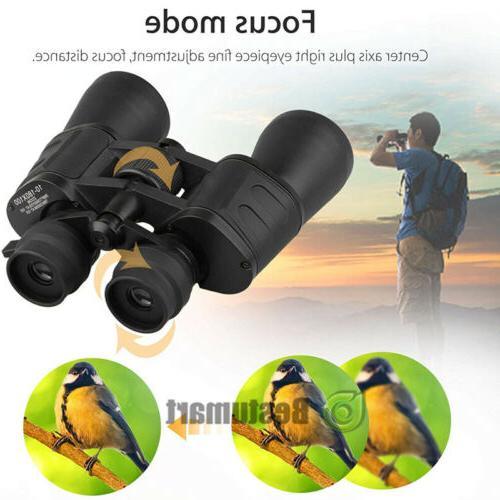 Night Version 180x100 Zoom Binoculars Optics Hunting