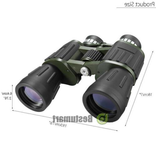60x50 Army Binoculars Hunting