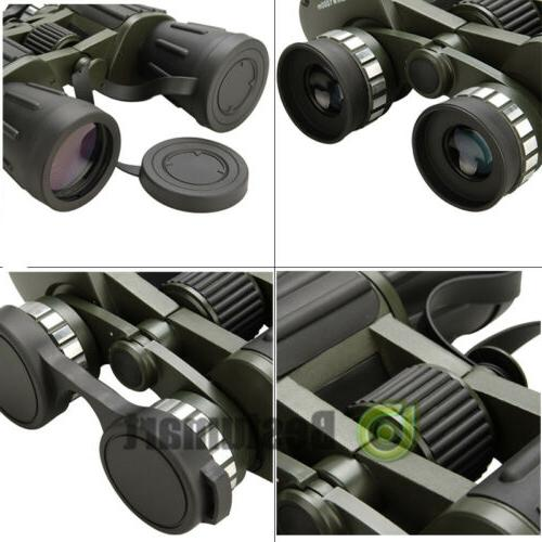 60x50 Outdoor Army Hunting Camping