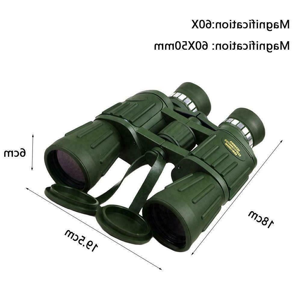 60x50 Military Telescope Best UV Anti H6A7