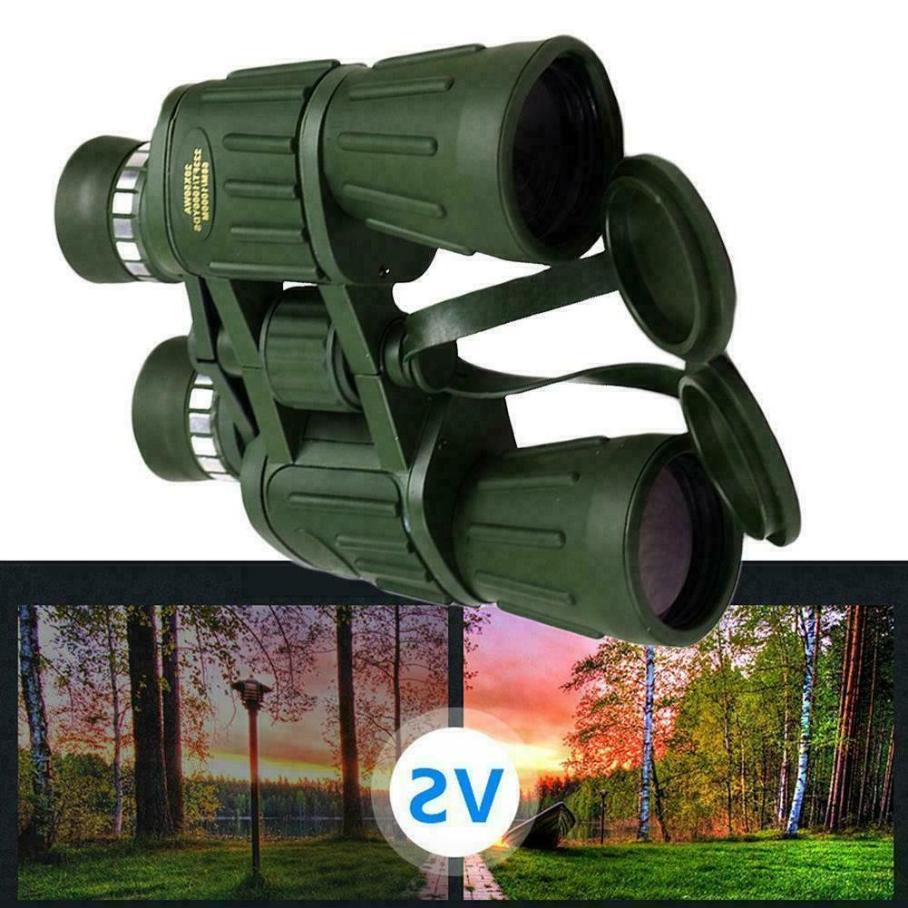 60x50 Zoom High Power HD Telescope Best UV H6A7