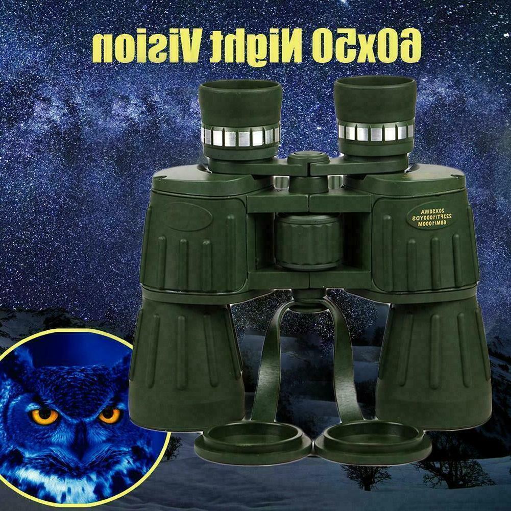 60x50 High HD Telescope Best H6A7