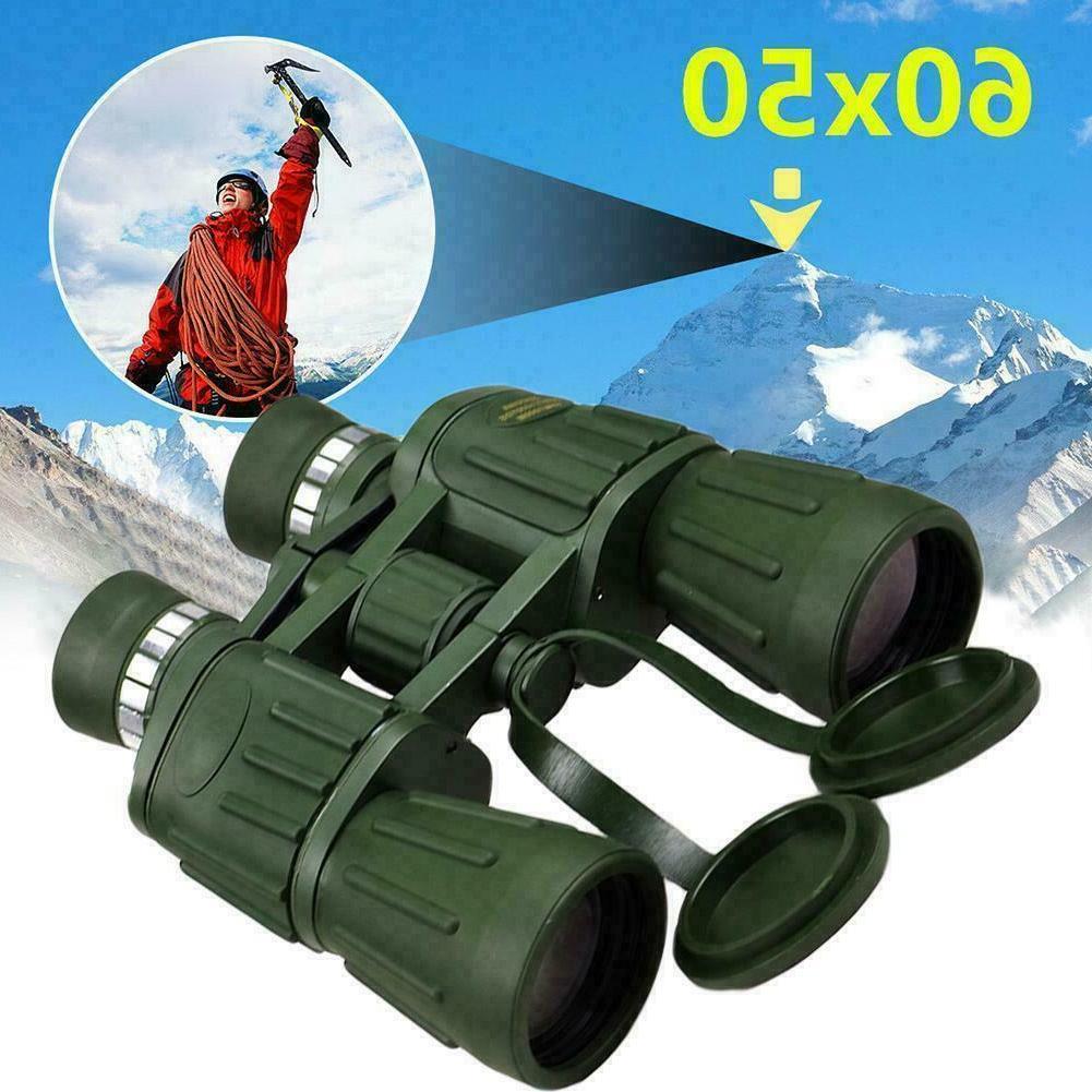 60x50 Military Army Telescope UV H6A7