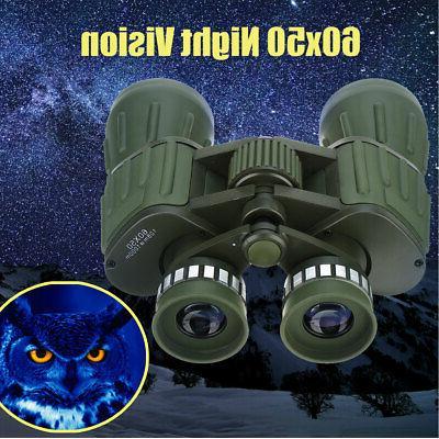 60x50 Military Anti Hunting Telescope