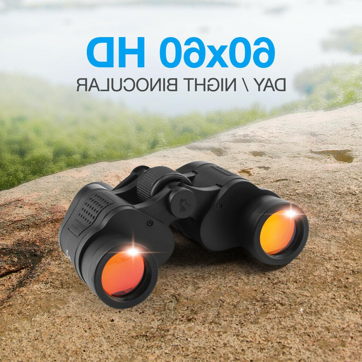 Day&Night Outdoor Hunting Travel 60X60 Zoom