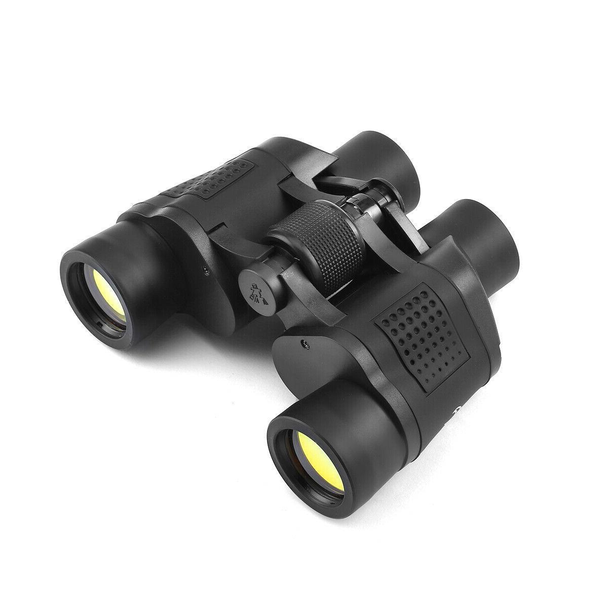 Day&Night Binoculars Outdoor Hunting Travel 60X60