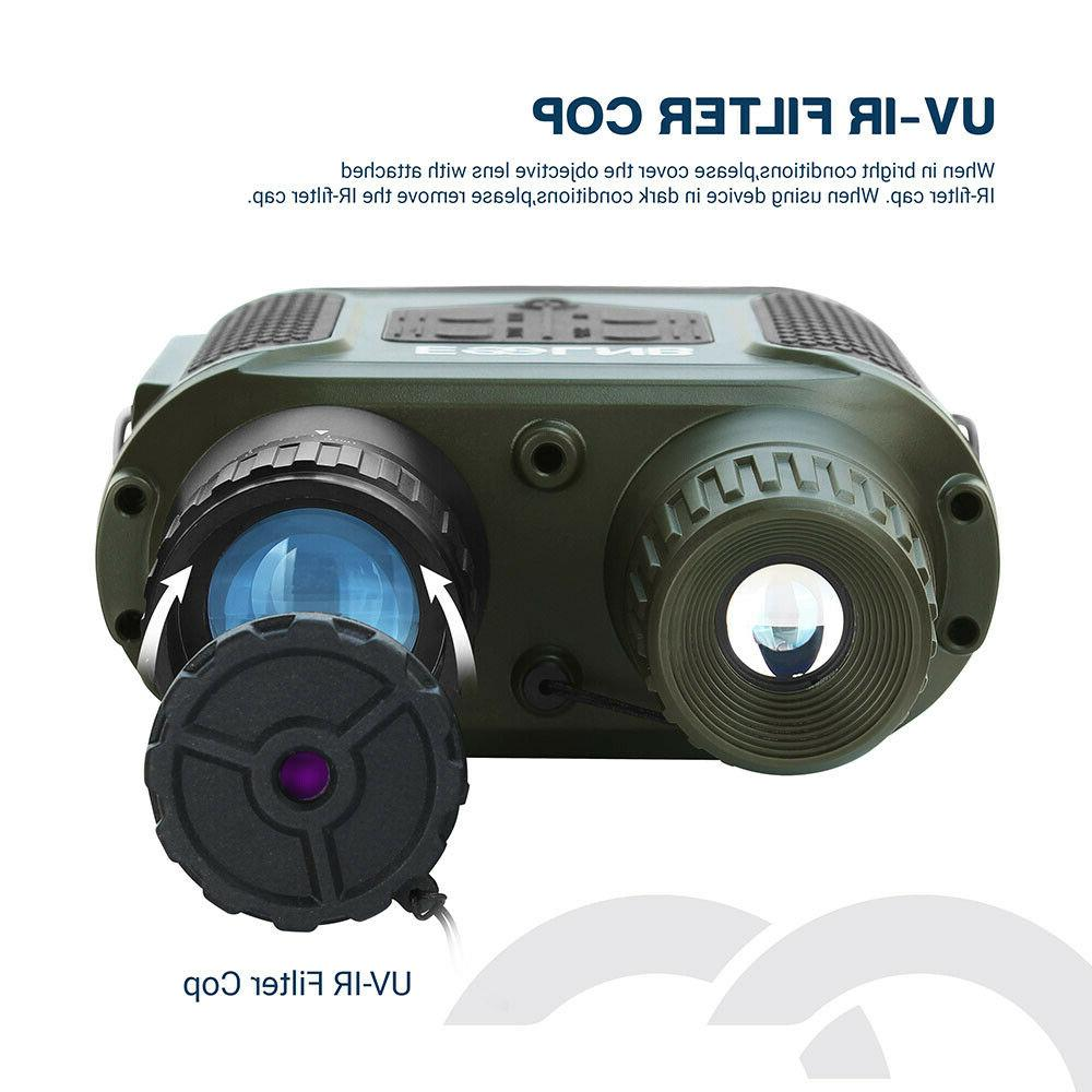 7X31 Vision IR Scope with TFT LCD Card