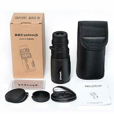 Eyeskey 8-24x42 Compact Lightweight