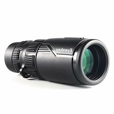 8 24x42 monocular telescope compact lightweight clear