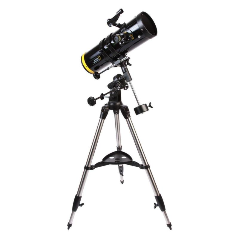 80 10114 series eq telescope 114mm black