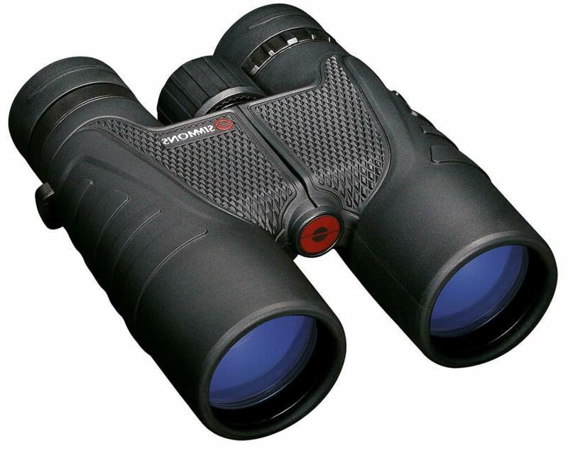 Simmons 899431 Prosport Series Binoculars, 10x42 Black Roof