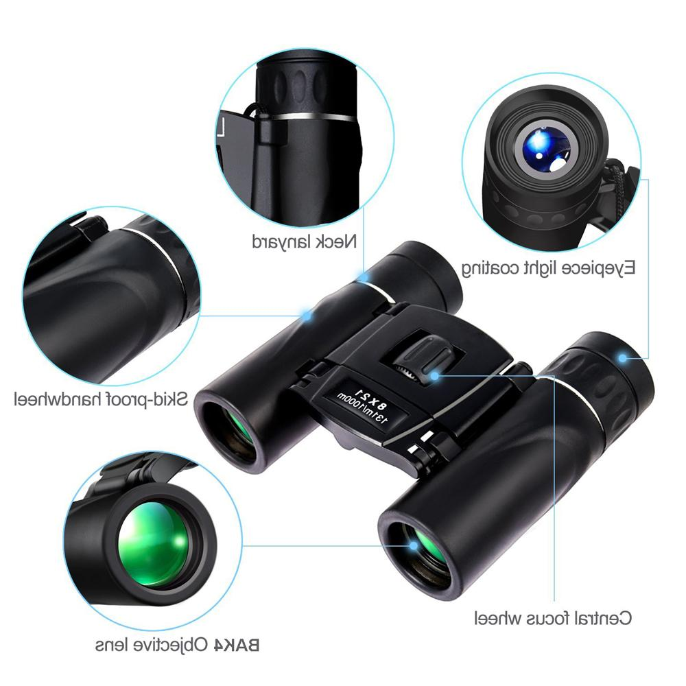 APEXEL <font><b>Binoculars</b></font> Folding HD Telescope Hunting