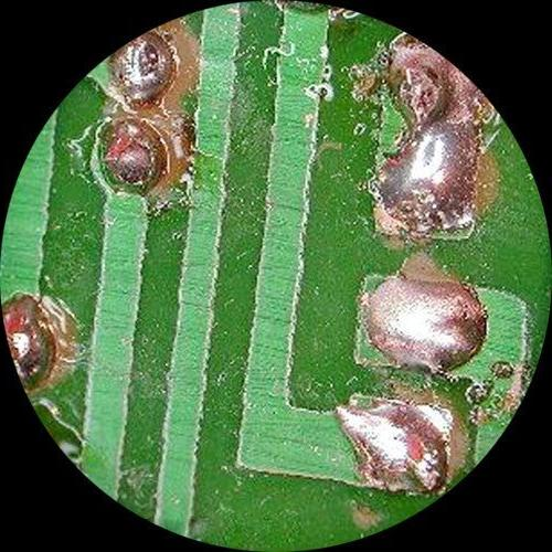 Inspection Stereo Microscope on Boom Arm