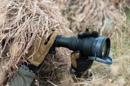 Armasight ID Definition with Manual Gain,