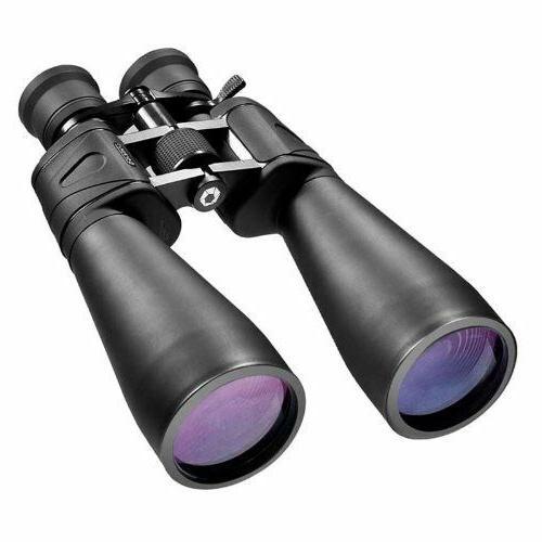 BARSKA Gladiator 12-60x70 Zoom Binocular w/ Tripod Adapter