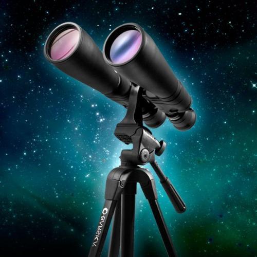 BARSKA 20-100x70 Binocular Tripod