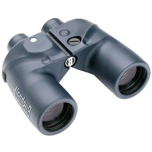 marine waterproof 7x50mm porro binocular with analog