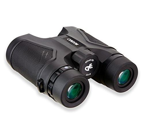 Carson Series Definition Waterproof Binoculars with ED Glass