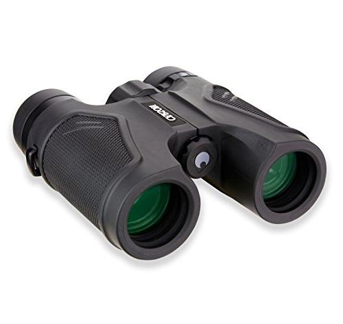 Carson 3D Definition Compact Waterproof Binoculars with Glass