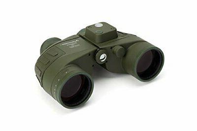 Celestron Oceana 7x50 Porro Binocular, Green