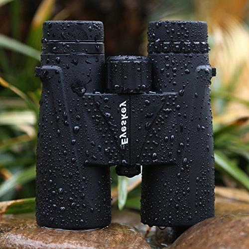 Eyeskey Hunting Adults | and Compact Multi-Coated Bright | Fog | Prism Binos Hunters Nature