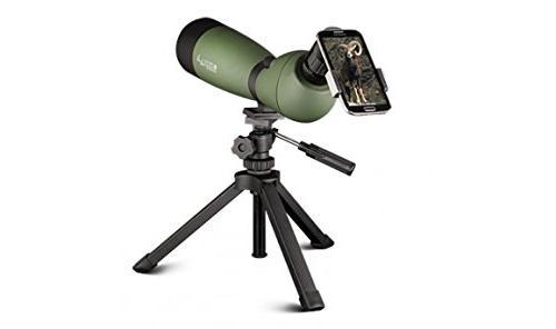 Konus 20x-60x80mm Scope with Case