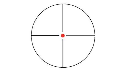 Konus 6X-24x50mm Konuspro Plus Dot