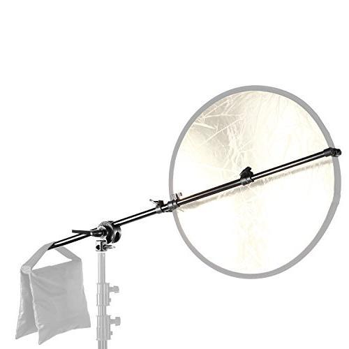 "Neewer® Studio Photo Bracket Grip Holder 24""-47""/60-120cm S"