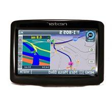 "Nextar 43NT 4.3"" Touchscreen Portable GPS Navigation System"