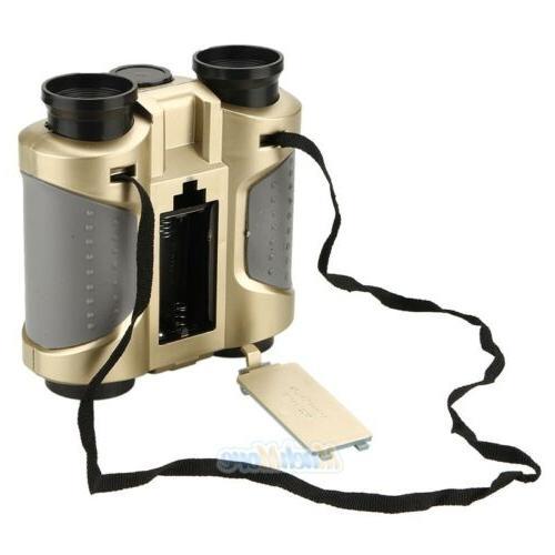 Night Binoculars Telescope Pop-Up Light Gift for