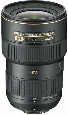 Nikon AF-S FX NIKKOR 16-35mm f/4G ED Vibration Reduction Zoo