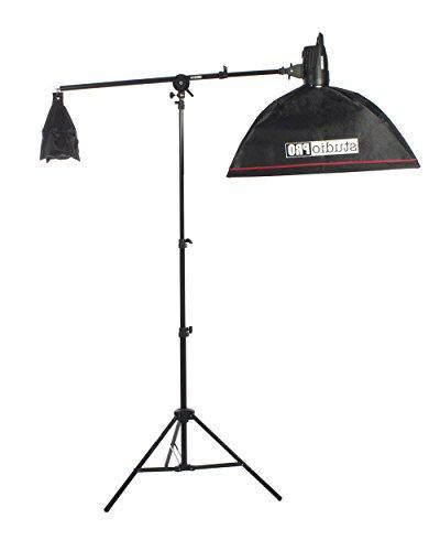 """Fovitec StudioPRO 100W/s Monolight Strobe Boom Arm With 20""""x"""