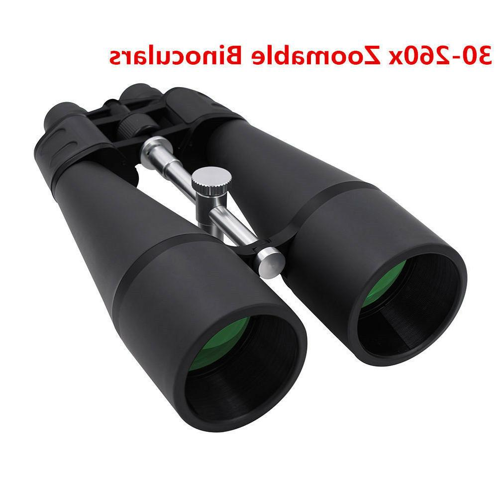 High Power Coated ZOOM 30-260X Zoomable Binoculars Night Vis