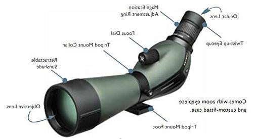 Vortex Optics Diamondback Spotting 20-60x80
