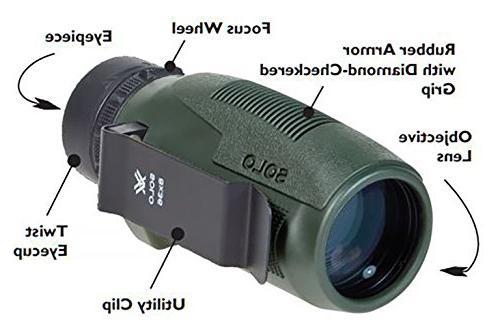 Vortex Optics Solo 10x36
